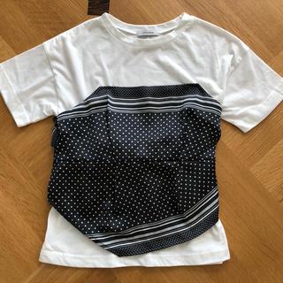 JEANASIS - JEANASIS ジーナシス レディースデザインTシャツ