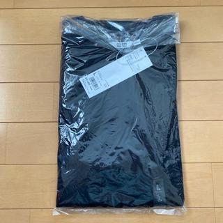 ユニクロ(UNIQLO)のエアリズムコットンオーバーサイズTシャツ(Tシャツ/カットソー(七分/長袖))
