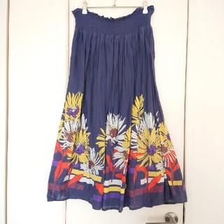イオリ(IORI)の『訳あり❗』 IORI 2WAY スカート Mサイズ(ロングスカート)