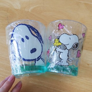 スヌーピー(SNOOPY)のスヌーピー カップセット(グラス/カップ)