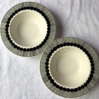 marimekko - マリメッコ ディーププレート 深皿 2枚セット 新品
