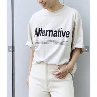 Plage - 【新品】Plage【JANE SMITH】SP ALTERNETIVE Tシャツ
