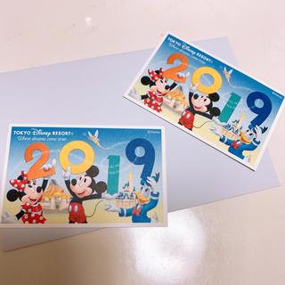 ディズニー(Disney)のmsc様専用 ディズニーチケット 大人2枚 ディズニーペアチケット(遊園地/テーマパーク)