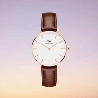 Daniel Wellington - 安心保証付き【32㎜】ダニエル ウェリントン腕時計DW00100175