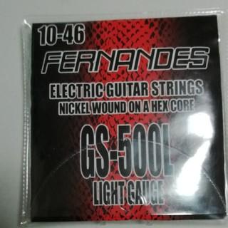 フェルナンデス(Fernandes)のフェルナンデス 弦 1セット(弦)