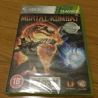 エックスボックス360(Xbox360)のモータルコンバット MORTAL KOMBAT 海外版(家庭用ゲームソフト)