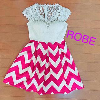 ローブ(ROBE)のドレス(ナイトドレス)
