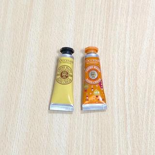 L'OCCITANE - ロクシタン 限定品バニラブーケ ハニーハイヴ シアハンドクリーム2本10ml新品