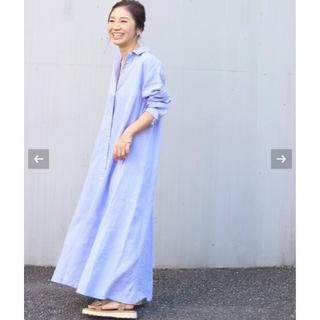 Plage - Plage Linen Flared ワンピース◆ 36  新品