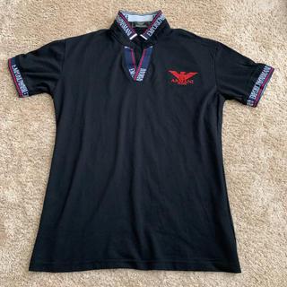 ジョルジオアルマーニ(Giorgio Armani)のアルマーニ ポロシャツ 美品(ポロシャツ)