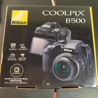 Nikon - NIKON B500 ブラック