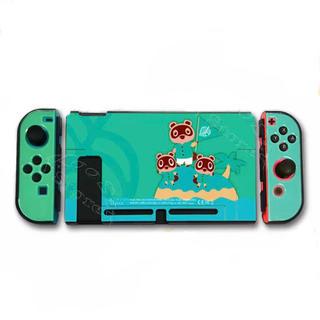 ニンテンドースイッチ(Nintendo Switch)のニンテンドースイッチ ケース 着せ替え カバー(携帯用ゲーム機本体)
