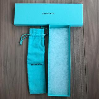 ティファニー(Tiffany & Co.)のティファニー 空箱 巾着(その他)