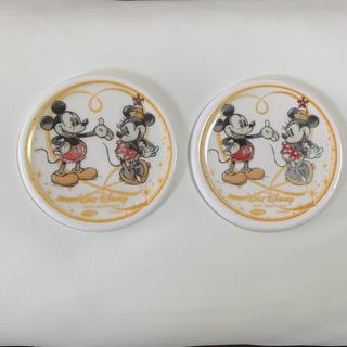 ディズニー(Disney)のディズニーアニバーサリー コースター セット(テーブル用品)