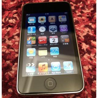 アイポッドタッチ(iPod touch)のiPod touch 第2世代 8GB ※ジャンク(ポータブルプレーヤー)