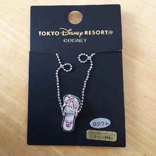 ディズニー(Disney)のTDR スワロフスキー アクセサリー(ネックレス)