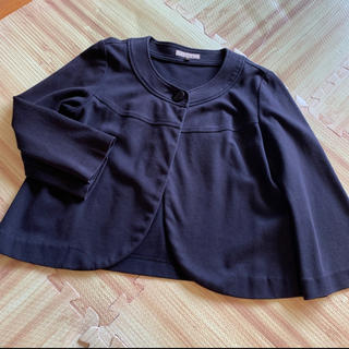 プロポーションボディドレッシング(PROPORTION BODY DRESSING)のProportion Body Dressing ノーカラージャケット S(ノーカラージャケット)