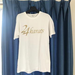 トゥエンティーフォーカラッツ(24karats)の【期間限定】24karats Tシャツ(Tシャツ/カットソー(半袖/袖なし))
