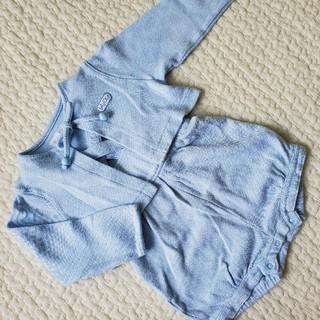 ベビーディオール(baby Dior)のbaby Doir セットアップ(セレモニードレス/スーツ)