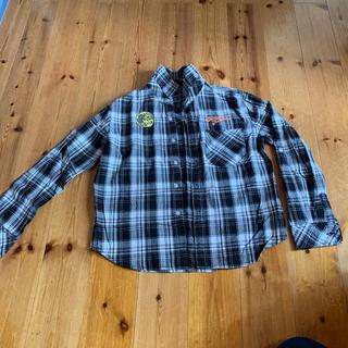ピコ(PIKO)のpeda&mada×PIKO チェックシャツ(Tシャツ/カットソー)