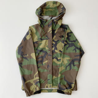 THE NORTHFACE♡正規品ナイロンパーカー 迷彩 S 極美品