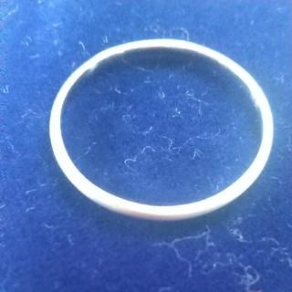 18K ホワイトゴールドリング #23(リング(指輪))