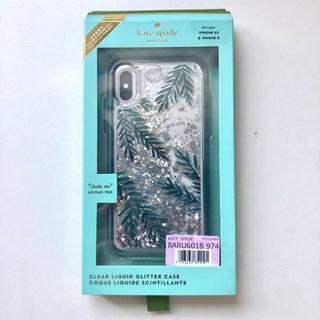 ケイトスペードニューヨーク(kate spade new york)のケイト・スペイド iPhone XS/X ケース (iPhoneケース)