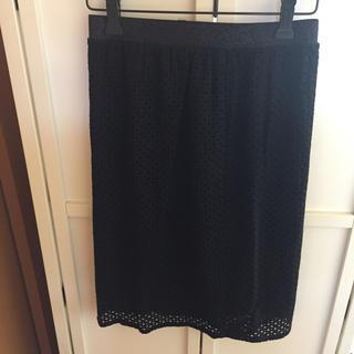 ジーナシス(JEANASIS)のJEANASIS スカート(ひざ丈スカート)