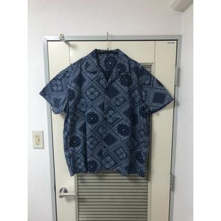 バンダナシャツ sullen tokyo サレン XL