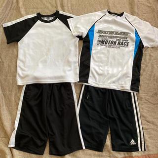 アディダス(adidas)の男の子 140サイズ セット売り(Tシャツ/カットソー)