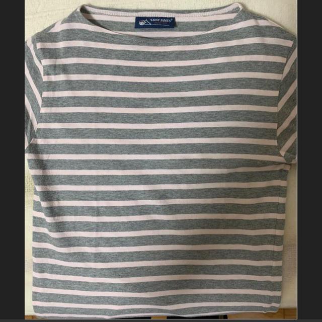 SAINT JAMES(セントジェームス)のこう様専用 セントジェームス ピリアック レディースのトップス(Tシャツ(半袖/袖なし))の商品写真