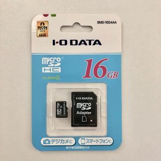 アイオーデータ(IODATA)のアイオーデータ I-O Data  Micro SD 16GB (その他)
