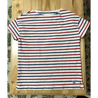 オーシバル(ORCIVAL)のオーチバル バスクシャツ(Tシャツ(半袖/袖なし))