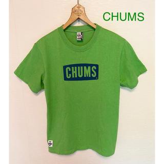 CHUMS - チャムス CHUMS ロゴ Tシャツ