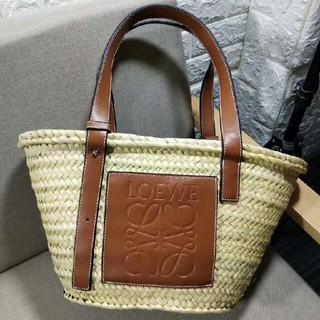 LOEWE - LOEWE かごバッグ Sサイズ 百貨店購入