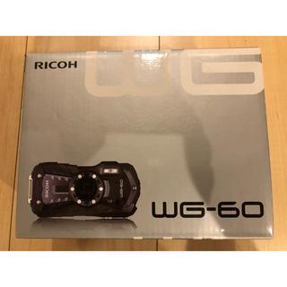 リコー(RICOH)の未開封品 RICOH WG-60(コンパクトデジタルカメラ)