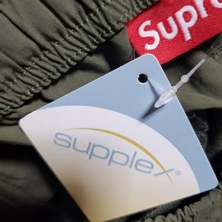 Supreme - Supreme Warm Up Pants Olive  2020ss