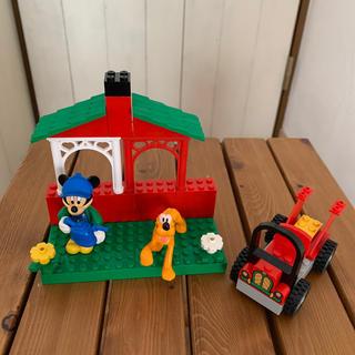 Lego - LEGO★ミッキー♡プルート★正規品