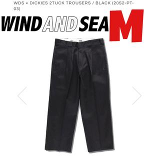 ディッキーズ(Dickies)の【M】WIND AND SEA x DICKIES 2TUCK TROUSERS(チノパン)