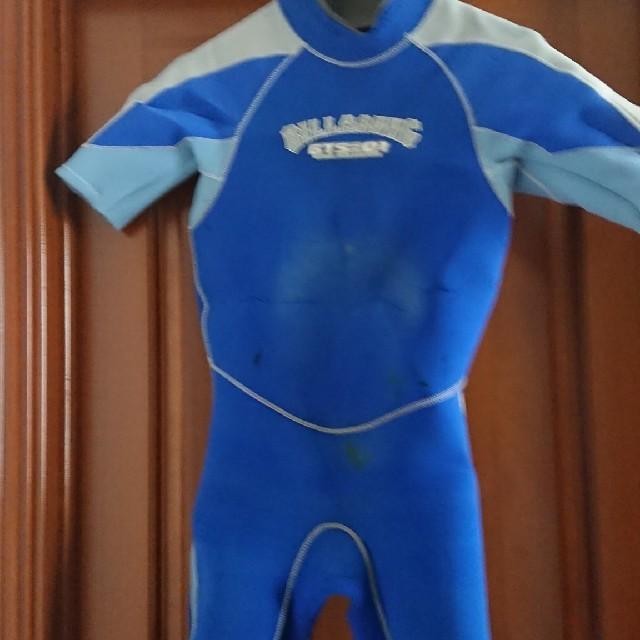 ビラボン  ウエットスーツスプリング スポーツ/アウトドアのスポーツ/アウトドア その他(サーフィン)の商品写真
