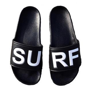 ロンハーマン(Ron Herman)の西海岸スタイル☆SURFサンダル 43 黒 27.5 28 28.5 RVCA(サンダル)