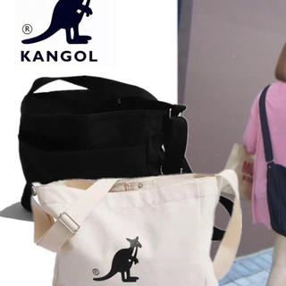 カンゴール(KANGOL)のカンゴール ショルダーバック 💕男女兼用💕(ショルダーバッグ)