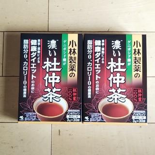 コバヤシセイヤク(小林製薬)の苺ちゃん専用 小林製薬 濃い杜仲茶 煮出し用 3g×30袋 2箱(健康茶)
