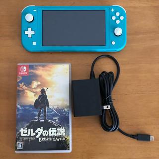 任天堂 - Nintendo Switch  Lite ゼルダの伝説