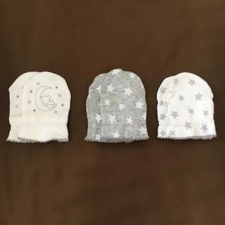 ニシマツヤ(西松屋)のベビーミトン(手袋)