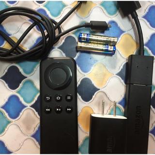 Amazon アマゾン fire tv stick アマゾンファイヤースティック