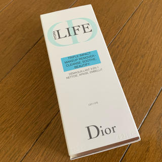 ディオール(Dior)のDior ポイントメイクアップリムーバー 125ml(クレンジング/メイク落とし)