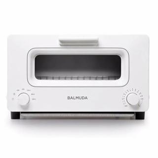バルミューダ(BALMUDA)の新品未使用品 BALMUDA バルミューダ トースター K01E-WS ホワイト(調理機器)