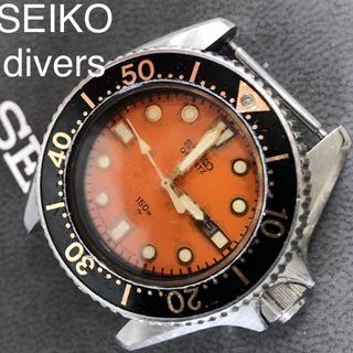 SEIKO - セイコーアンティークダイバーズオレンジボーイオメガタグホイヤIWCハミルトン