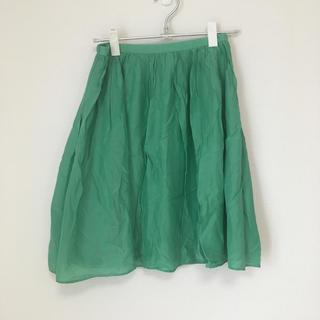 ドアーズ(DOORS / URBAN RESEARCH)のアーバンリサーチドアーズ 膝丈スカート(ひざ丈スカート)